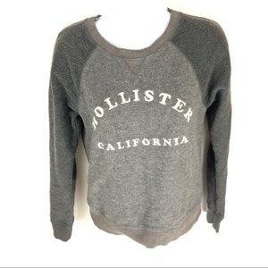 Hollister Women's Gray Sweater XS